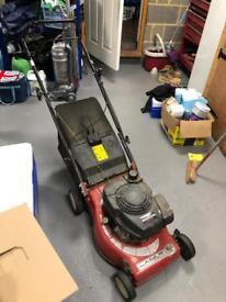 Petrol Honda X Laser lawn Mower