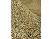 Aggregates delivered Leeds Yorkshire area 2-20T loads 6f2 type 1 scalpings top soil quaried recycled