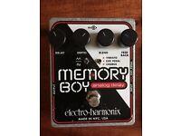 Electro Harmonix Memory Boy - Delay/Chorus/Vibrato Effects Pedal