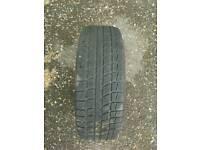 "Toyo winter tranpath tyres 17"""