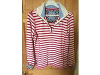 Brand new crew clothing jumper - size 8