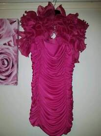 Couture dress xs