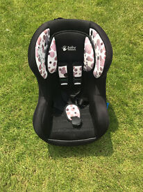 Kiddicare Stage 1/2 Car Seat - Suitable from birth