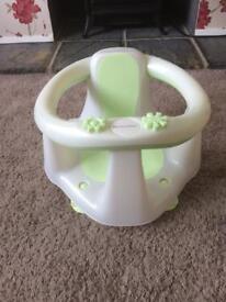 Mamas and Papas bath seat