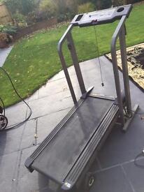 Treadmill & bike machine