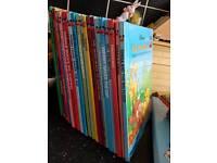 Bundle of 21 Disney books