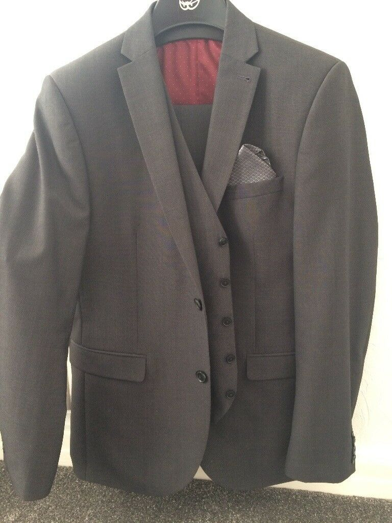 Prom? interview? wedding? mens/youths Next or slaters suits | in ...