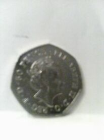 1066 battle of hastings mint 50p