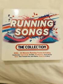 Running Songs CD