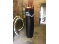 4ft 30kg Punch Bag & Accessories