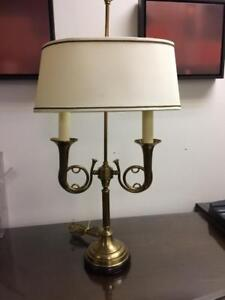 LAMPES DE TABLE --- TABLE LAMPS