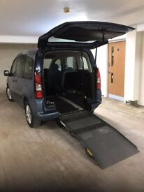 Citroen Berlingo Multispace Mobility Conversion 2012,