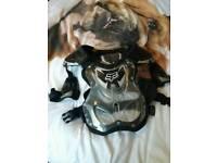 Fox mx body armour m/l