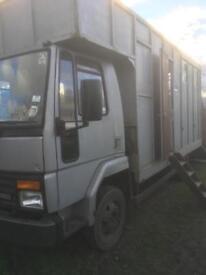 7.5 Ton Horse Lorry