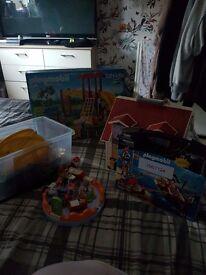 Playmoble toys £45 0n0