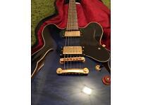 Tanglewood Semi Acoustic Hollow Body Guitar