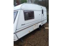 BAILEY DISCOVERY MANTA 2 berth 1996 in brilliant condition