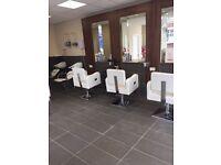 Hair chair to rent (Bamber Bridge Preston).