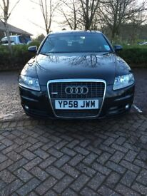 Audi A6 (58 reg) with all the extras! A very well looked after family car with FSH!