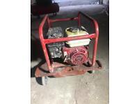 honda petrol generator 2.8kva