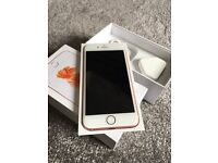 IPhone 6s rose gold new phone 16Gb