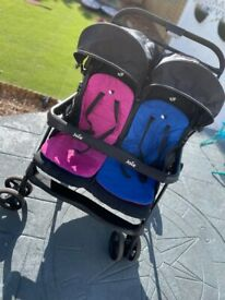 Joie Aire Twin Pushchair