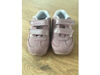 Clarks toddlers light up trainers