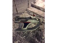 BMW Snow Racer Sledge