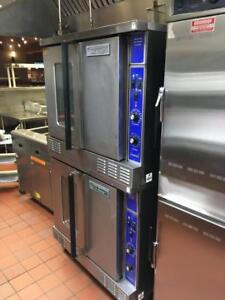 US Range Summit Dbl Stacking Gas Convection Oven