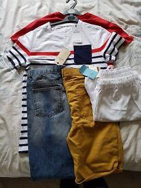 Boys clothes size 13-14