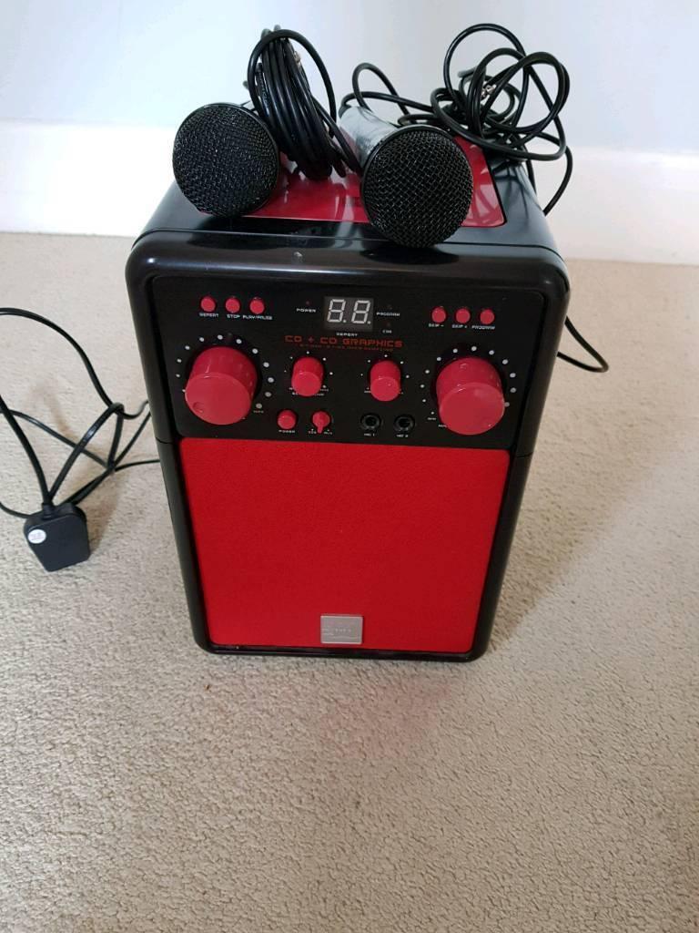 Karaoke machine   in Bournemouth, Dorset   Gumtree