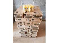 Job lot of vaseline intensive care hand and body lotions