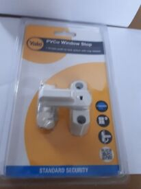Yale Locks 8K103 PVCu Window Stop White. get 6 of them for £40