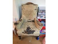 Free comfy chair needs