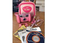 VTECH camera & case