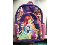 Disney princess rucksack