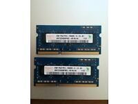 Macbook Pro RAM Memory 4GB