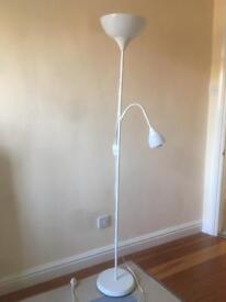 Standard lamp. Light.