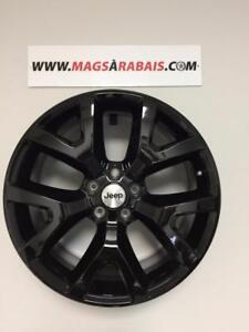 Mags 17'' Jeep Cherokee et Renegade