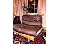 Single Sofa Futon mattress - Pine Bass