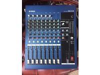 Yamaha MG12/4 mixer mixing console