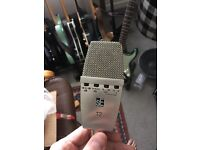 Beautiful 1979 Peavey T60 + SE Electronics T2 Condenser Microphone