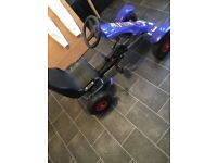 Go kart aged from 5-8