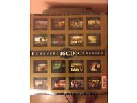 32 CDs of classic music