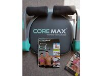 CORE MAX Total Body Training System Exercise Machine