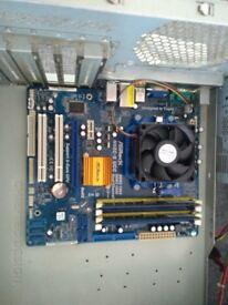Socket AM2+ Motherboard Bundle.