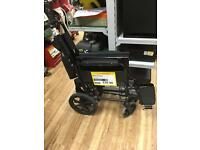 Foldable Wheelchair!