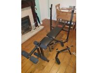 2x Pro power weight Benches