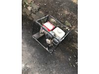 Clarke power cp5050n generator need gone today selling for £1200 online