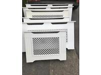 Radiator guard shields decretive shelf mantle piece place £10 each